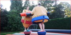 Sumo wrestling - The sidemen