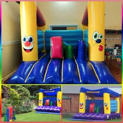 Mini Activity Bouncy Castle £85