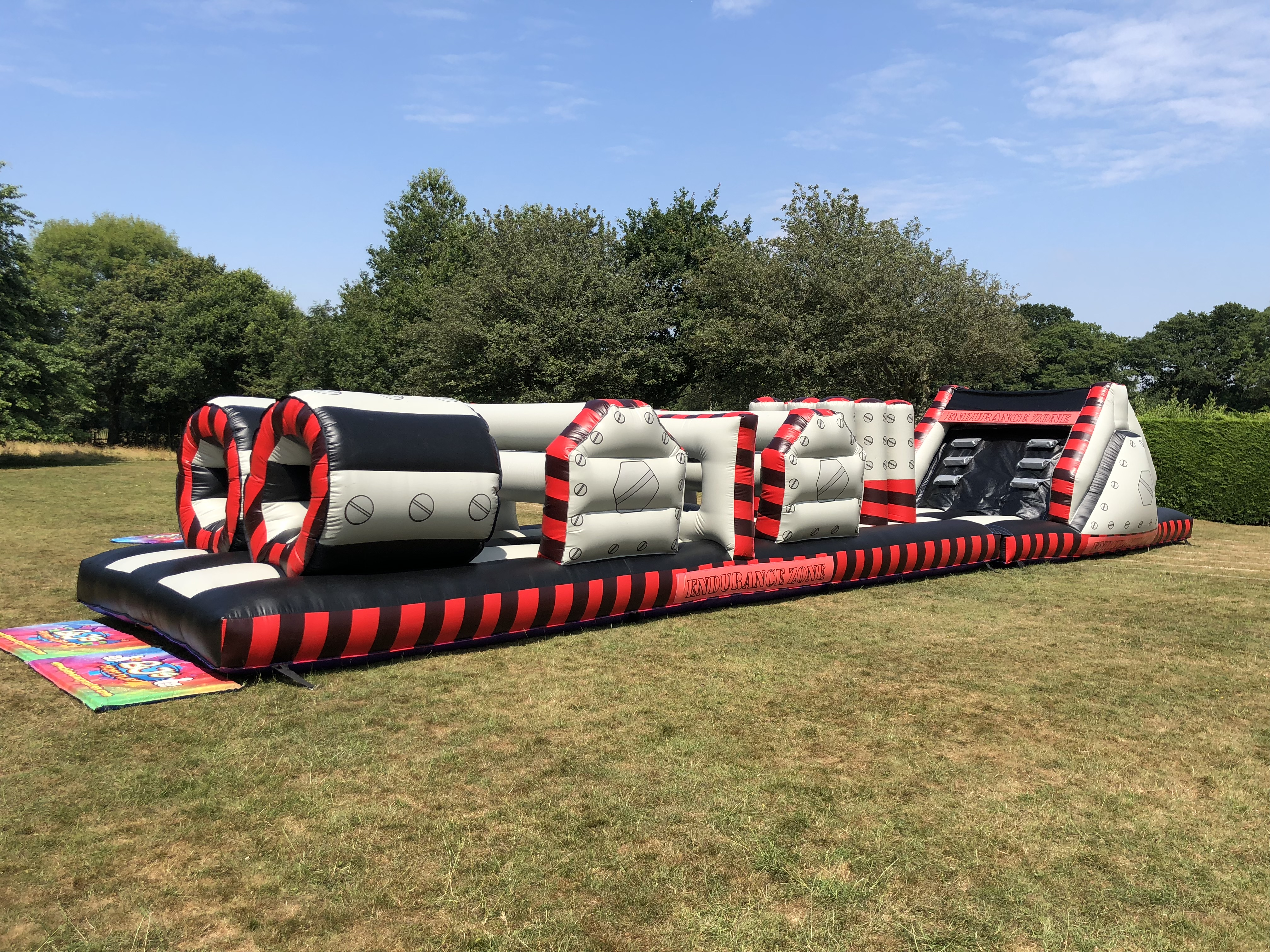 Endurance assault course