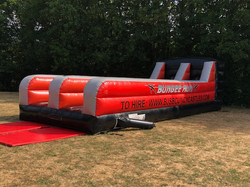 bungee run for hire