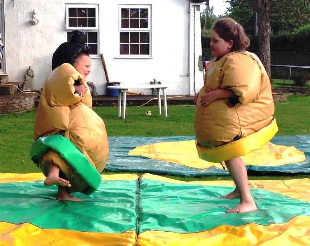 Kids Sumo
