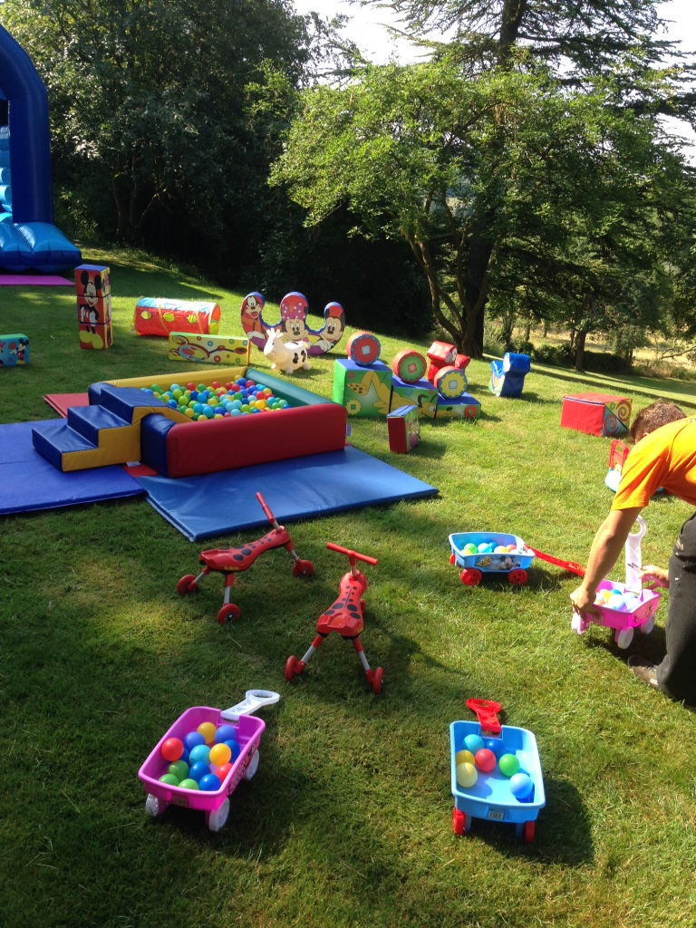 Soft Play Hire -