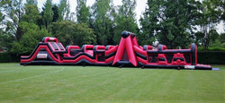Assault Courses For Hire