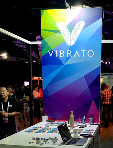 National IT conference (Vibrato)