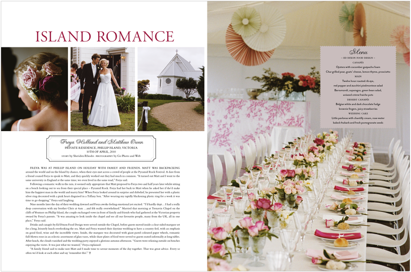Issue 18 (Real Weddings)