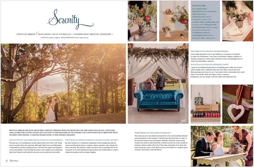 Issue 25 (Real Weddings)