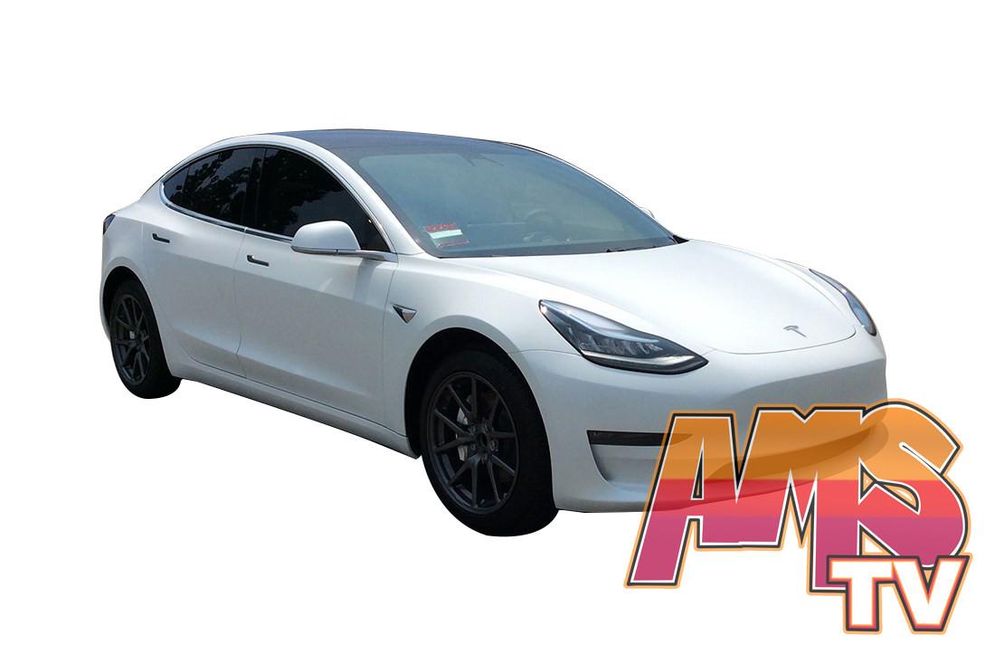 Tesla | Window Tinting | Audio MotorSports