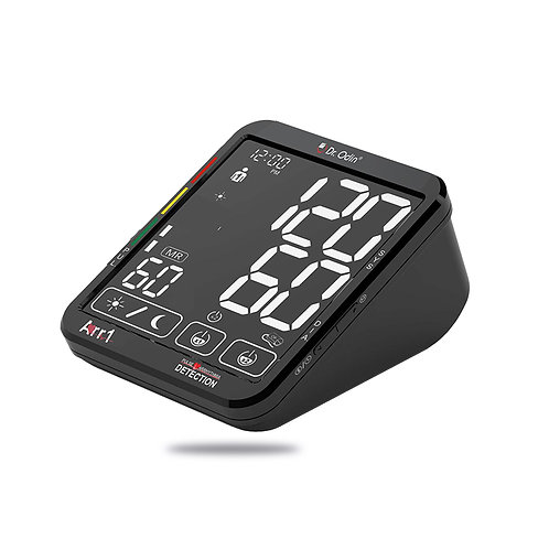 BP Monitor with Touch Screen
