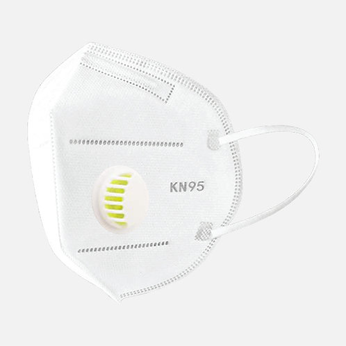 Face Mask With Respirator