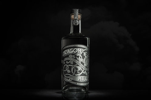 Dragon Hill Premium London Dry Gin, 70cl  - Free Delivery