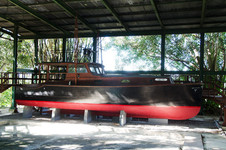 The Pilar - Hemingways yacht
