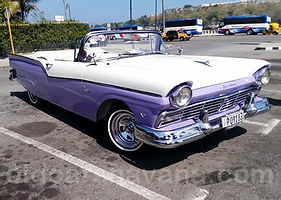 old cars havana classic car tours