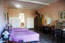 Guestroom in Hemingway House