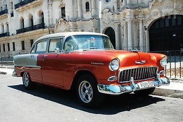 Old Cars Havana - Hardtop