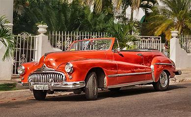 BUICK convertible Havana
