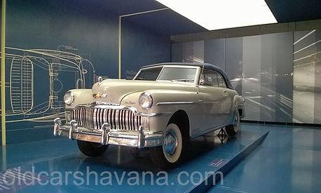 Havana Vintage Car Museum