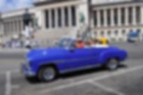 Old Cars Havana office