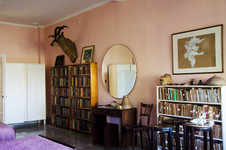 Guest room in the Finca Vigia