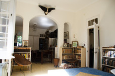 Hemingway's bedroom from a different perspective