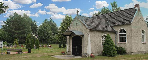 Kirche Zühlsdorf