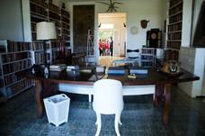 Hemingway's desk