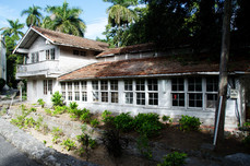 The guesthouse.