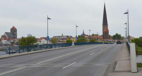 Vorpommernbrücke, die Vierfachkatastrophe mit Ansage!