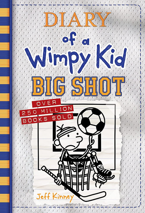 Big Shot (Diary of a Wimpy Kid Book 16)