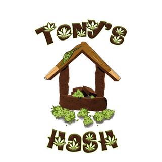 Tonys Hash Logo