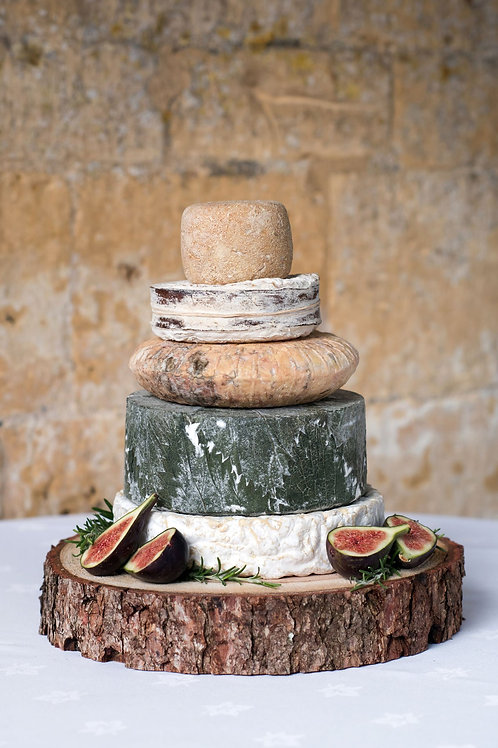 Tetbury Cheese Wedding Cake