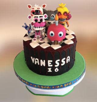 Birthday cake New Jersey