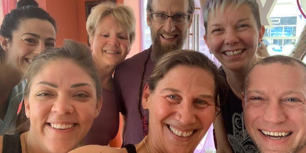 Summer Reset! Yoga & Somatic Movement to Cultivate Inner Joy