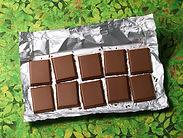 Faux chocolat; chocolat factice, moke up; fake chocolate