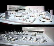 Maquette blanche, maquette projet, maquette stand, maquette sur mesure, paris