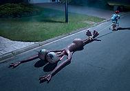 monstre latex, sculpture monstre, sculpture creature a paris, modelmaker paris