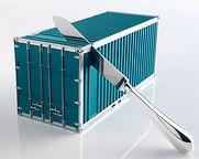 maquette de container, model reduit container, fabricant, model maker, prop maker, paris