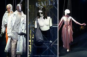 Marionnette grandeur nature, marionnette echelle 1, marionnette JP Gaultier, Fabrication marionnette, facteur de marionnette, marionnette sur commande, paris