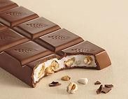 fake chocolate; chocolat factice; moke up