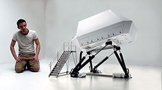 maquette de simulateur de conduite, driving simulator, fabricant de maquette, fabricant de model reduit, modelmaker, model maker, prototypeur, proto, prop maker, Paris