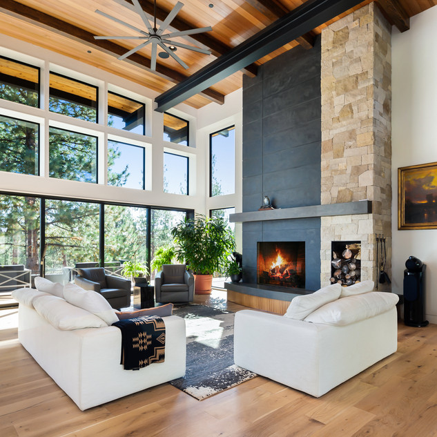 Beautiful Wood Floors at The Highlands