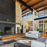 Stunning Great Room Fireplace