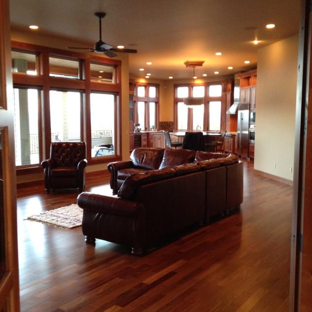 Rich Wood Floors