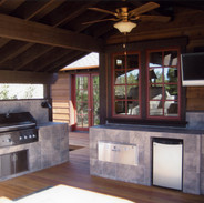 Outdoor Kitchen Tile