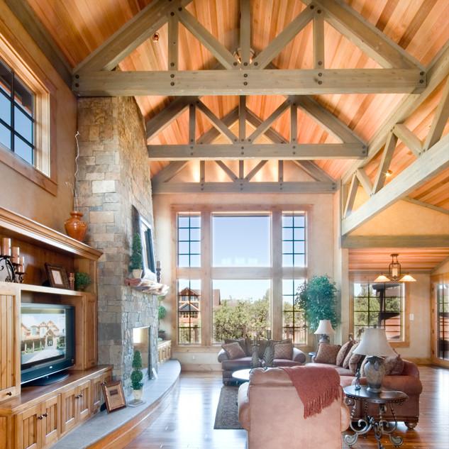Vaquerous Living Room