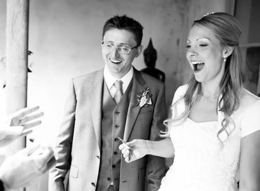 Traumhafte Hochzeitszauberei