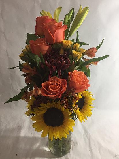 Big Kiss Bouquet