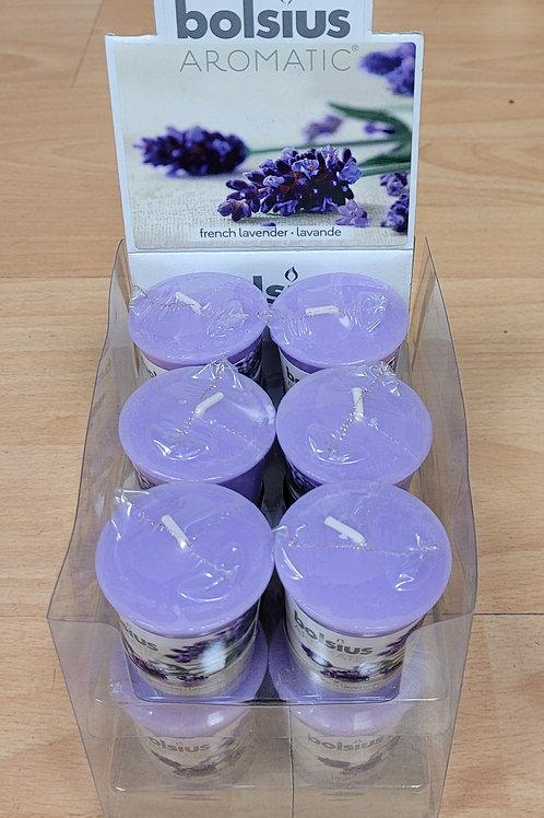 Bolsius geurkaars french lavendel
