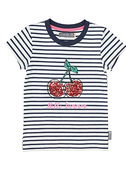 VINROSE Striper /cherry
