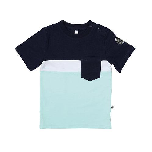 Tshirt colourblock CESS10