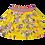 Thumbnail: Vinrose Rokje Yellow flower